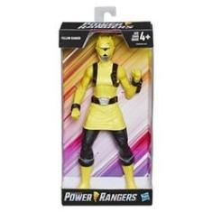 Imagem de Boneco Hasbro Power Rangers Yellow Rangers-E6205