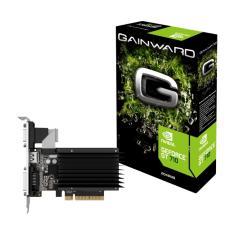Imagem de Placa de Video Gainward Nvidia Geforce gt 710 2GB DDR3 64bits - NEAT7100HD46-2080H