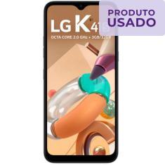 Imagem de Smartphone LG K41S Usado 32GB Android Câmera Quádrupla