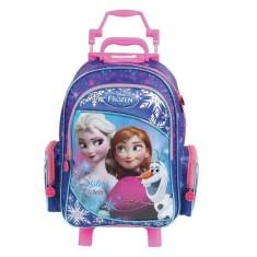 Imagem de Mochila com Rodinhas Escolar Dermiwil Disney Frozen G 37131