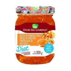 Imagem de Geleia Diet Damasco SAO LOURENCO 200g