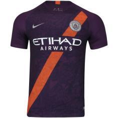 08919aeaa Camisa Manchester City III 2018 19 Torcedor Masculino Nike