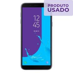 Imagem de Smartphone Samsung Galaxy J6 Usado 64GB Android