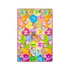 Imagem de Tapete de Rolo Dupla Face Sopa de Letrinhas Comtac Kids 1,20m x 1,80m
