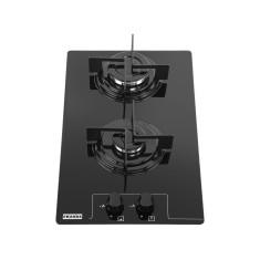 Imagem de Cooktop Franke Glass 30 G 2 Bocas Acendimento Superautomático