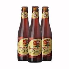 Imagem de Pack 3 Cervejas Belga Brugse Zot Dubbel 330ml