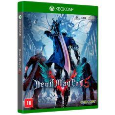 Jogo Devil May Cry 5 Xbox One Capcom