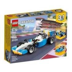 Imagem de Lego 31072 Creator 3 Em 1 Veículos De Corrida 109 Peças