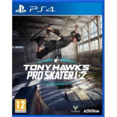 Jogo Tony Hawk's Pro Skater 1 + 2 PS4 Activision