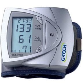 Imagem de Aparelho Medidor de Pressão De Pulso Digital Automático G-Tech BP3AF1-3