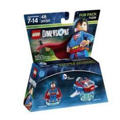 Imagem de LEGO Dimensions - DC Superman Fun Pack