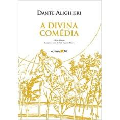 A Divina Comédia - 3 Volumes - Ed. Bilíngue - Alighieri, Dante - 9788573261202