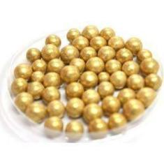Imagem de Confeitos De Açúcar Pérola 50g