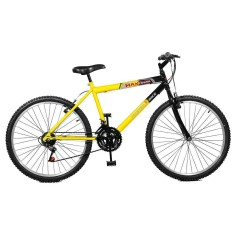 Bicicleta Master Bike 18 Marchas Aro 26 Freio V-Brake Max Power