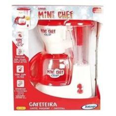 Imagem de Cafeteira Mini Chef Com Som E Luz - Xalingo