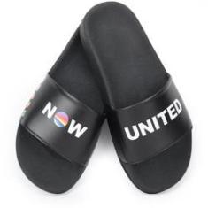 Imagem de Chinelo Slide Now United Banda Lançamento