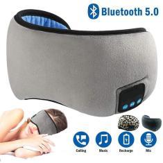 Imagem de Máscara Para Dormir Tapa Olho Com Fone De Ouvido Bluetooth