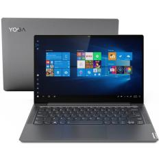"Notebook Lenovo Yoga S740 81RM0004BR Intel Core i7 1065G7 14"" 8GB SSD 256 GB GeForce MX250"
