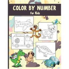 Imagem de Color by Numbers for Kids