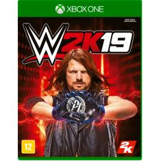 Jogo WWE 2K19 Xbox One 2K