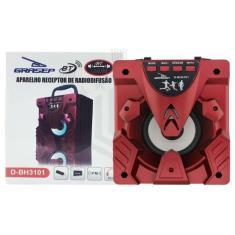 Imagem de Caixa de Som Bluetooth Grasep D-BH3101 8 W