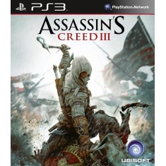 Imagem de Jogo Assassin's Creed III PlayStation 3 Ubisoft