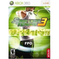 Jogo Smash Court Tennis 3 Xbox 360 Atari