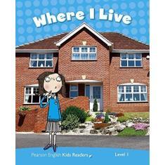 Imagem de Where I Live 1 Penguin Kids Clil - 1408288206 - 9781408288207