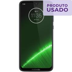 Smartphone Motorola Moto G G7 Plus Usado 64GB Android