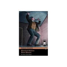 Imagem de Sherlock Holmes Short Stories - Level 5 - Pack CD MP3 - Penguin Readers 2 Ed - Doyle, Arthur Conan - 9781408276549