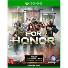 Jogo For Honor Xbox One Ubisoft