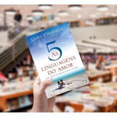 Imagem de As 5 Linguagens Do Amor Gary Chapman 3ª edição