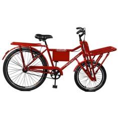 Bicicleta Master Bike Aro 26 Freio V-Brake Super Cargo