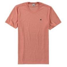 Imagem de Camiseta Masculina ADULTO Laranja Flamê Malwee
