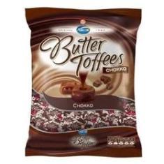 Imagem de Bala Butter Toffees Sabor Chokko Arcor 100g