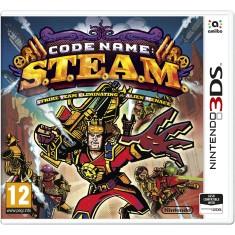 Jogo Code Name: S.T.E.A.M. Nintendo 3DS
