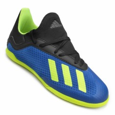 Foto Tênis Adidas Infantil (Menino) X Tango 18.3 Futsal 7427b8bc8b814