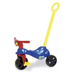 Imagem de Triciclo com Pedal Xalingo Peixinho com Empurrador