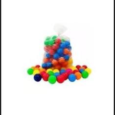 Imagem de Bolinha De Piscina Para Piscina De Bolinhas Caixa Com 100 Un