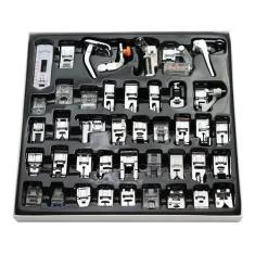 Imagem de Kit 42 Calcadores Sapatas Sapatilhas para Maquinas Domesticas