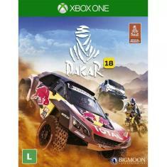 Jogo Dakar 18 Xbox One Bigmoon