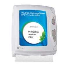 Imagem de Dispenser Papel Toalha Interfolha 1 UN Fortcom