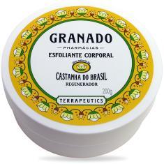 Imagem de Esfoliante Corporal Castanha do Brasil Granado 200g