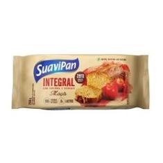Bolo Integral Sabor Maça Zero Açúcar Suavipan 250g