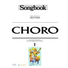Imagem de Songbook Choro 1 - Chediak, Almir - 9788574072586