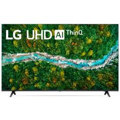"""Smart TV LED 65"""" LG ThinQ AI 4K 65UP7750PSB 3 HDMI"""