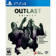 Jogo Outlast Trinity PS4 Warner Bros