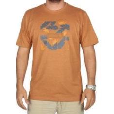 Imagem de Camiseta Hurley Box Floral - Laranja
