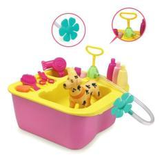 Imagem de Pet Shop Infantil Acqua Pet Com Cachorrinho - Homeplay
