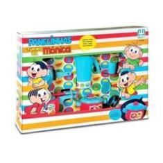 Imagem de Cozinha Infantil Completa Panelinhas Turma Da Monica 0755 Nig Brinquedos
